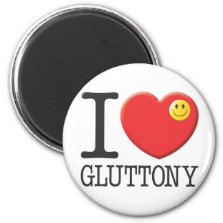 Gluttony Magnets