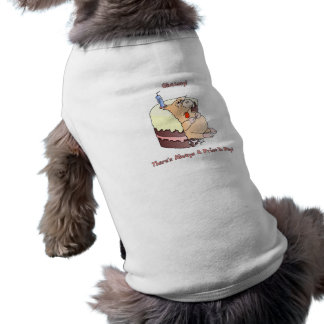 Gluttony There s Always A Price To Pay Doggie T Shirt