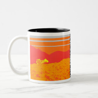 Gluttony Two-Tone Mug