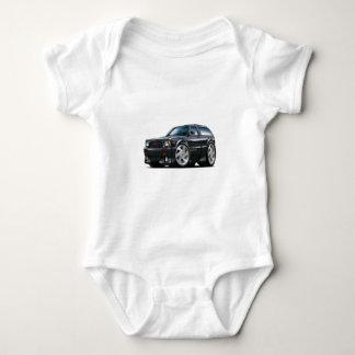 GMC Typhoon Black Truck Baby Bodysuit