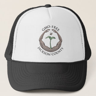 GMO Free Jackson County Hat