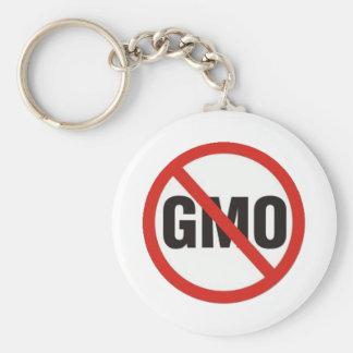 GMO Free Key Chains