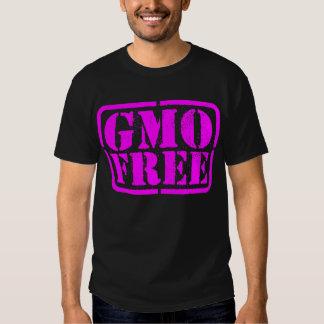 GMO Free - Magenta Shirt