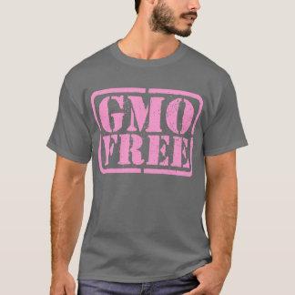 GMO Free - Pink T-Shirt