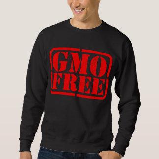 GMO Free - Red Sweatshirt