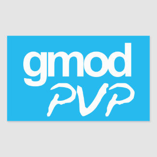 Gmod PVP Sticker