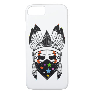GN Indian Head phone Case
