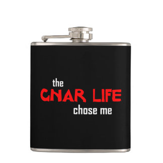 Gnar Life Hip Flask