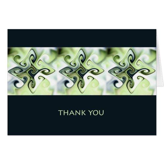 Gnarl Thank You Card