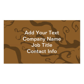 Gnarled Branches Pack Of Standard Business Cards