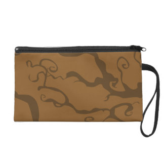 Gnarled Branches Wristlet Purse