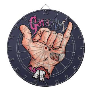 Gnarly Dart Board
