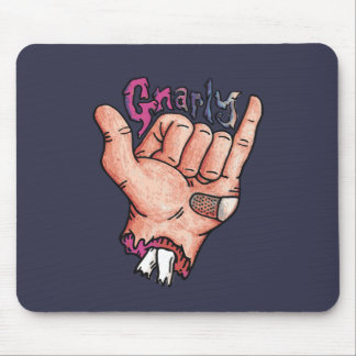 Gnarly Mousepad