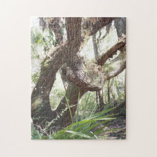 Gnarly Old Oak Jigsaw puzzle