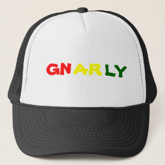 GNARLY TRUCKER HAT
