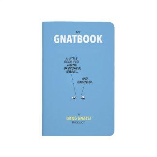 Gnatbook: the Dang Gnats Pocket Journals