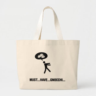 Gnocchi lover jumbo tote bag