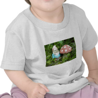 Gnome and Toadstool Tee Shirts
