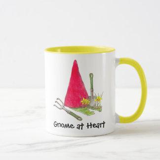 Gnome at Heart Mug