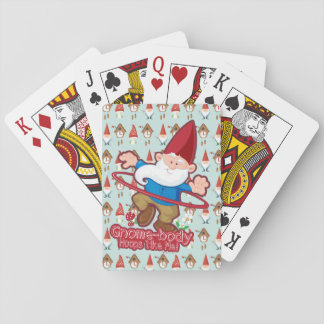 Gnome-body: Playing Cards