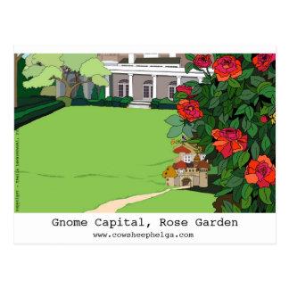 Gnome Capital Postcard