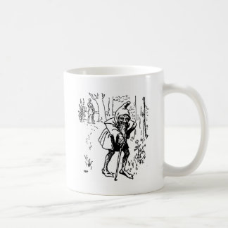 gnome coffee mug