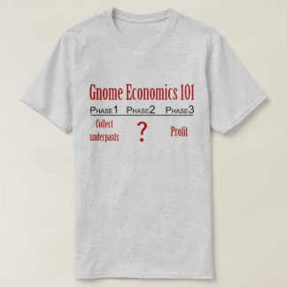 Gnome Economics T-Shirt