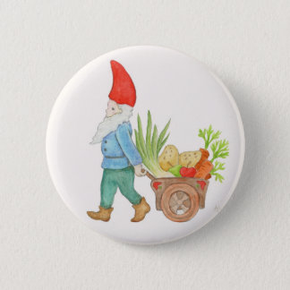 Gnome Farmers Market Button