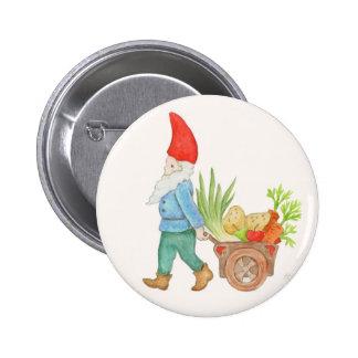 Gnome Farmers Market Button