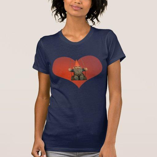 Gnome love shirt