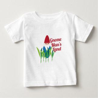 Gnome man's land shirts