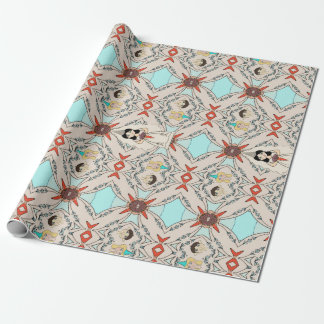 Gnome Nuptials Gift Wrap/Wrapping Paper