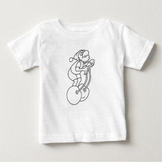 Gnome on cherries baby T-Shirt