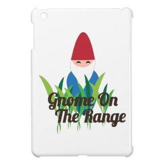 Gnome On The Range iPad Mini Cover
