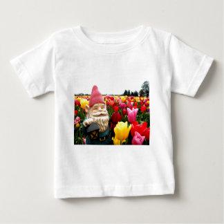 Gnome Petals T Shirts