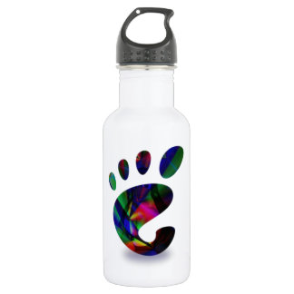 GNOME Place Like LINUX 532 Ml Water Bottle
