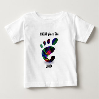 GNOME Place Like LINUX Tshirts