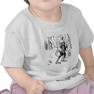 gnome tee shirt