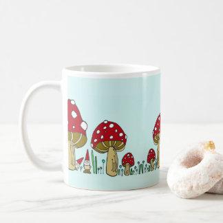 Gnomes and Mushrooms Mug