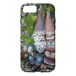Gnomes in the Garden iPhone 7 Case