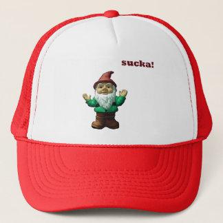 gnomester trucker hat