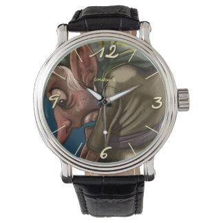 Gnomo Clock Watch