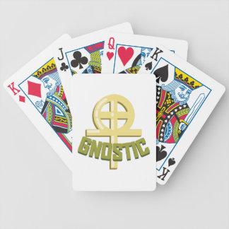 Gnostic Poker Deck