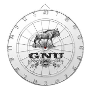 gnu power dartboard