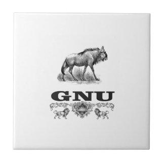 gnu power tile