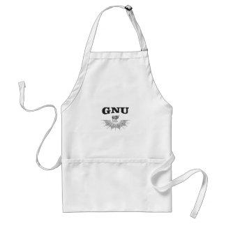 gnu wing standard apron