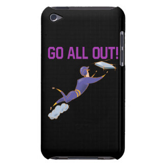 Go All Out Case-Mate iPod Touch Case