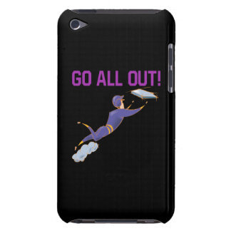 Go All Out iPod Touch Case-Mate Case