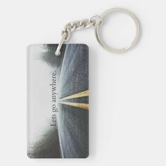 Go Anywhere Keychain