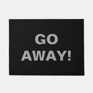 Go Away! Doormat